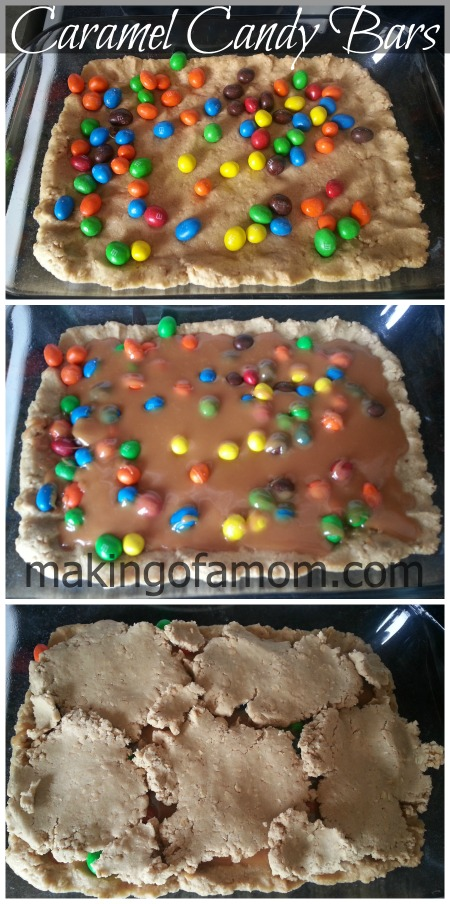 Caramel-Candy-Bar-Steps