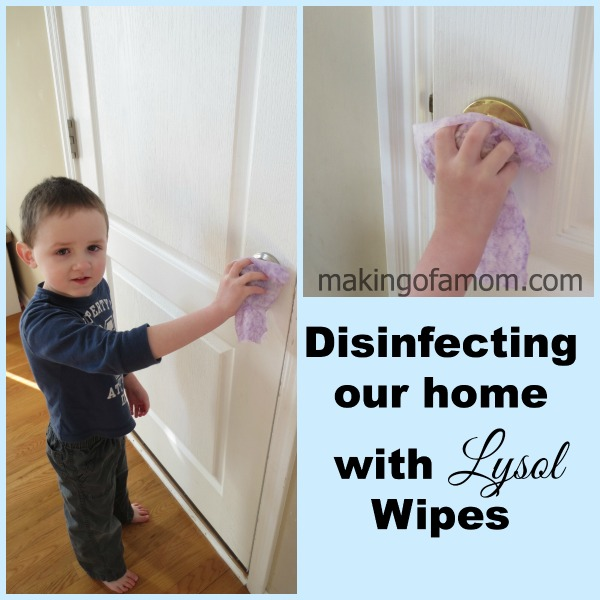 Disinfecting-with-Lysol
