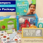 Little Athletes and Pampers + Giveaway #Sponsored