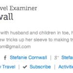 I'm a New Author on Examiner.com