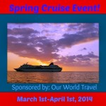 7 Day Cruise Giveaway