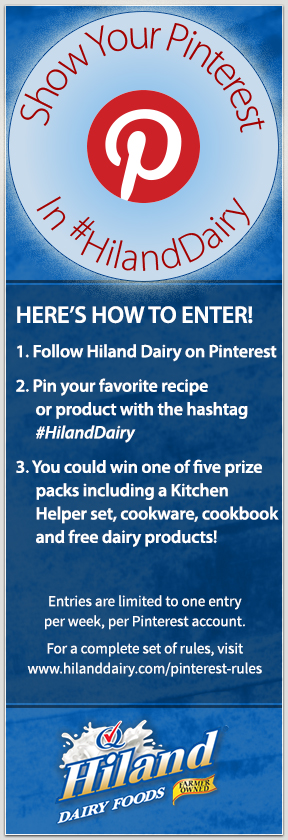 Detailed Hiland Pinterest Ad