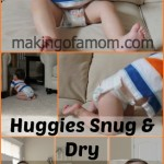 Take the Huggies Snug & Dry Challenge and Diaper a Baby in Need