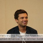 Interviewing Sebastian Stan – The Winter Soldier