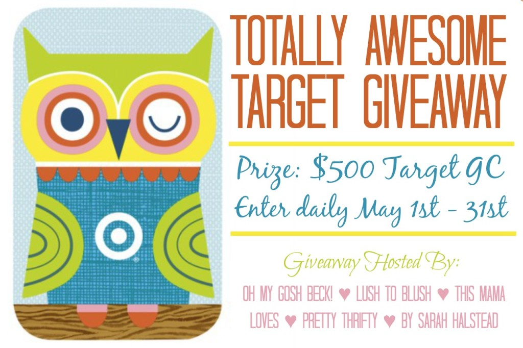 Totally Awesome Target Giveaway