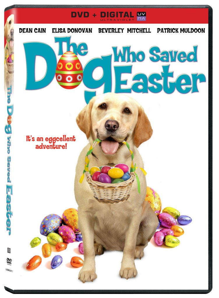 dog saved easter