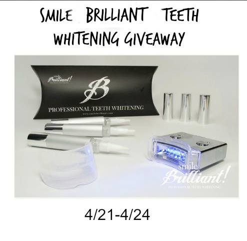 smile brilliant giveaway