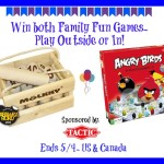 Family Games Giveaway