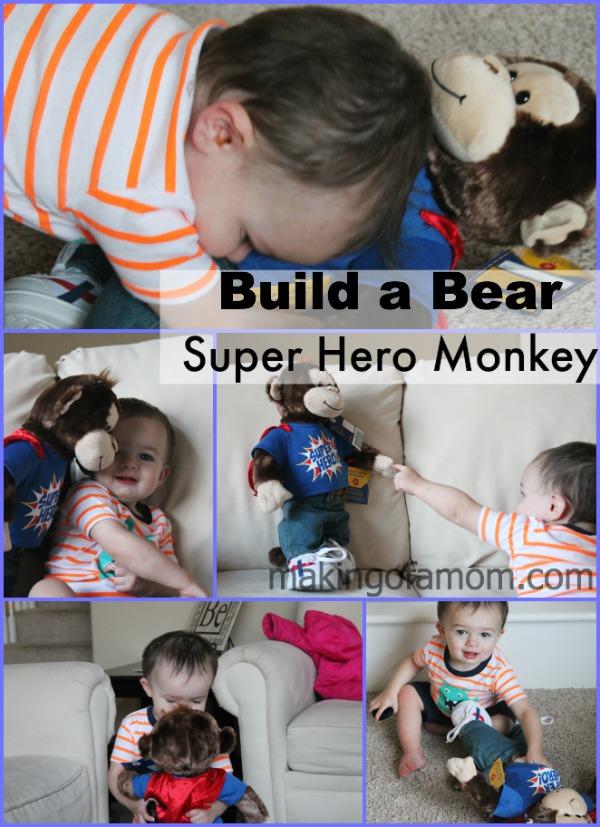 Build-a-bear-super-hero-monkey