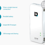Top 3 Features of the D-Link DIR-510L Portable Router and Charger