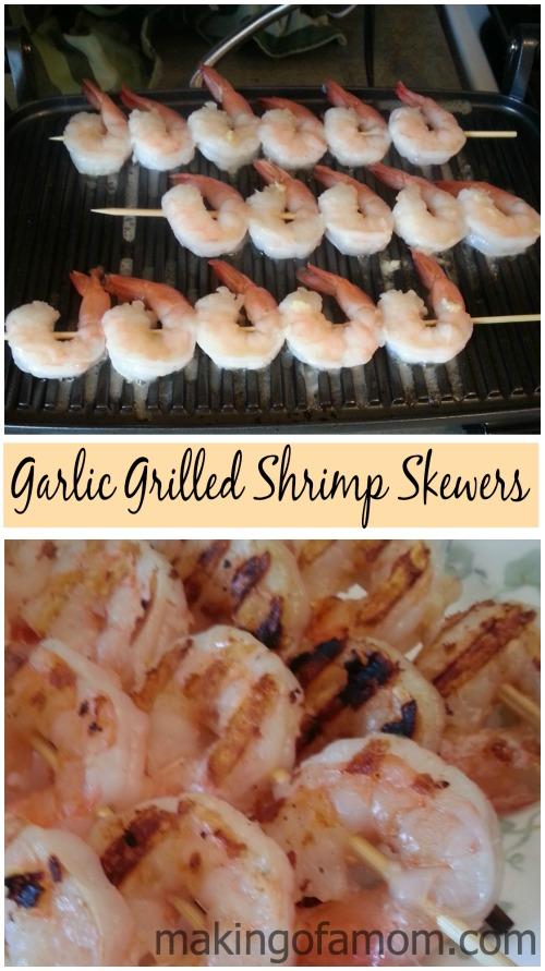 Garlic-Grilled-Shrimp-Skewers