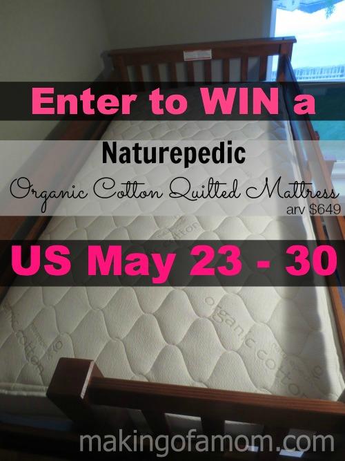 Naturepedic-Giveaway