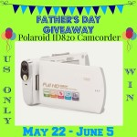 Polaroid Camcorder Giveaway