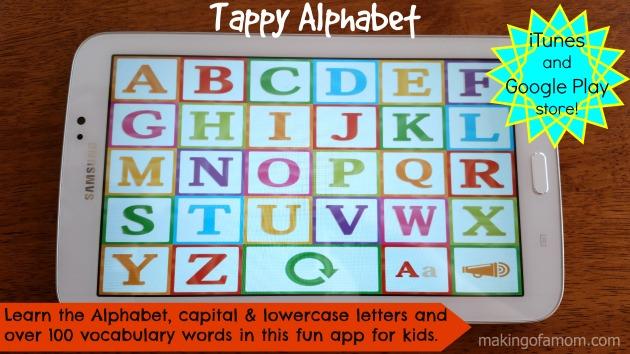 Tappy-Alphabet-Educational-App