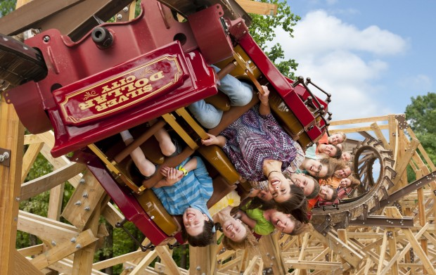 6. SDC Outlaw Run Barrel Roll
