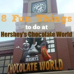 8 Fun Things to do at Hershey's Chocolate World