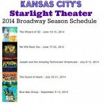 Spend Your Summer With Starlight Theatre