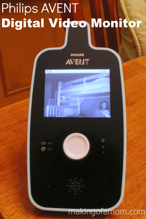 Philips-AVENT-Digital-Video-Monitor