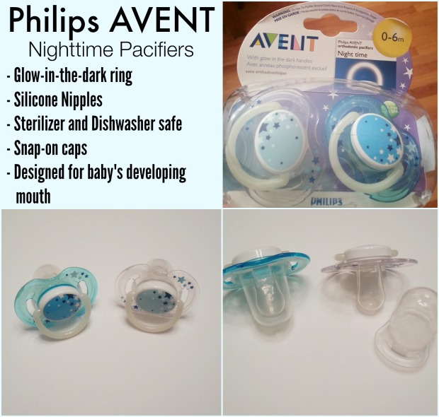 Philips-AVENT-Nighttime-Pacifiers
