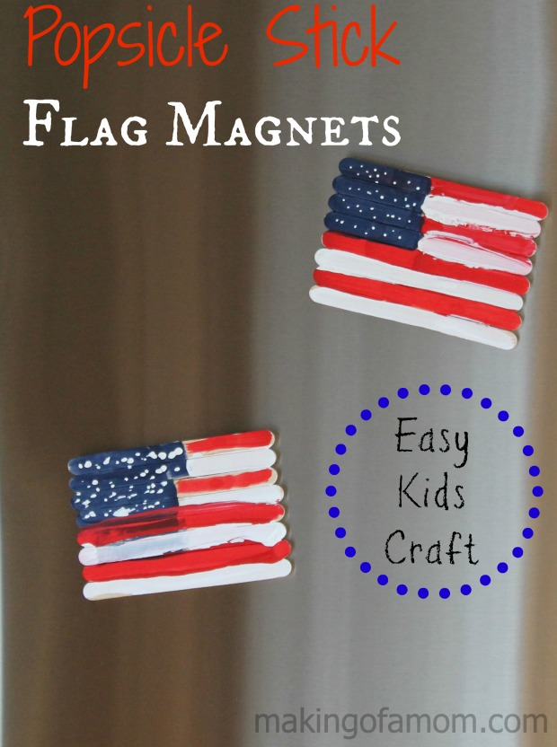 Popsicle-Sticks-Flag-Magnets-Kids-Craft