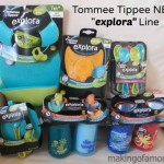 Exploring Tommee Tippee's Explora Products