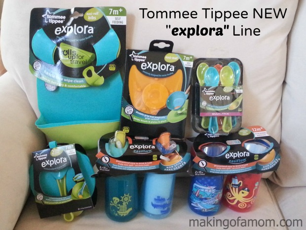 Explora-Line-Tommee-Tippee
