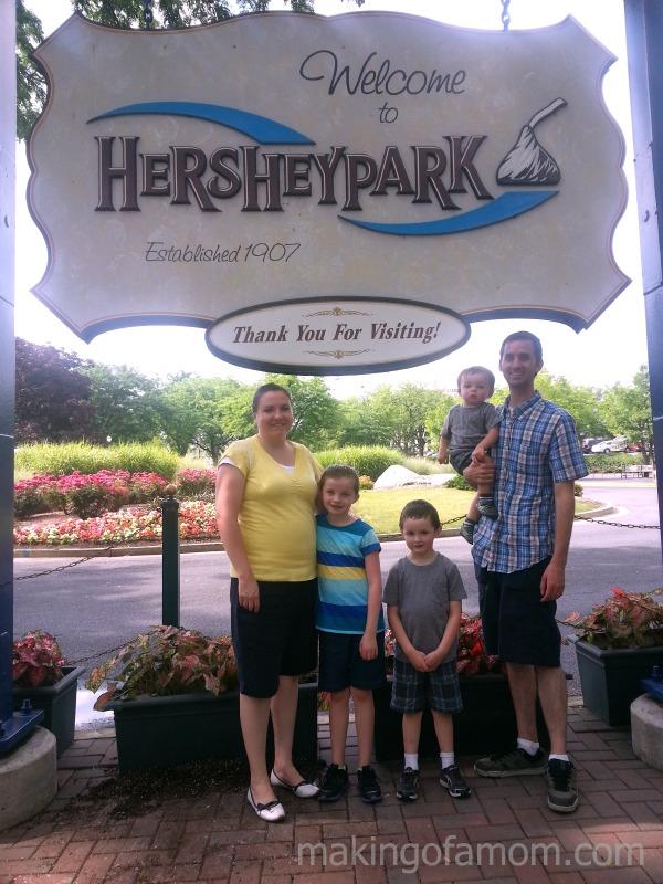 Hershey-Park-Family