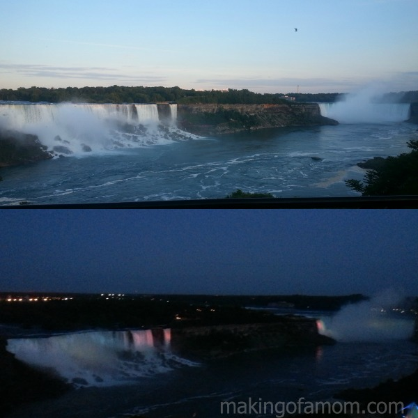 Night-Niagara-Falls
