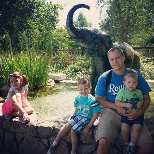 St. Louis Zoo Elephants