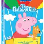 Peppa Pig Soars to New Heights in The Balloon Ride + Giveaway