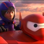Big Hero 6 flying