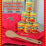 Red Gold Tomatoes Slow Cooker Recipe + Giveaway