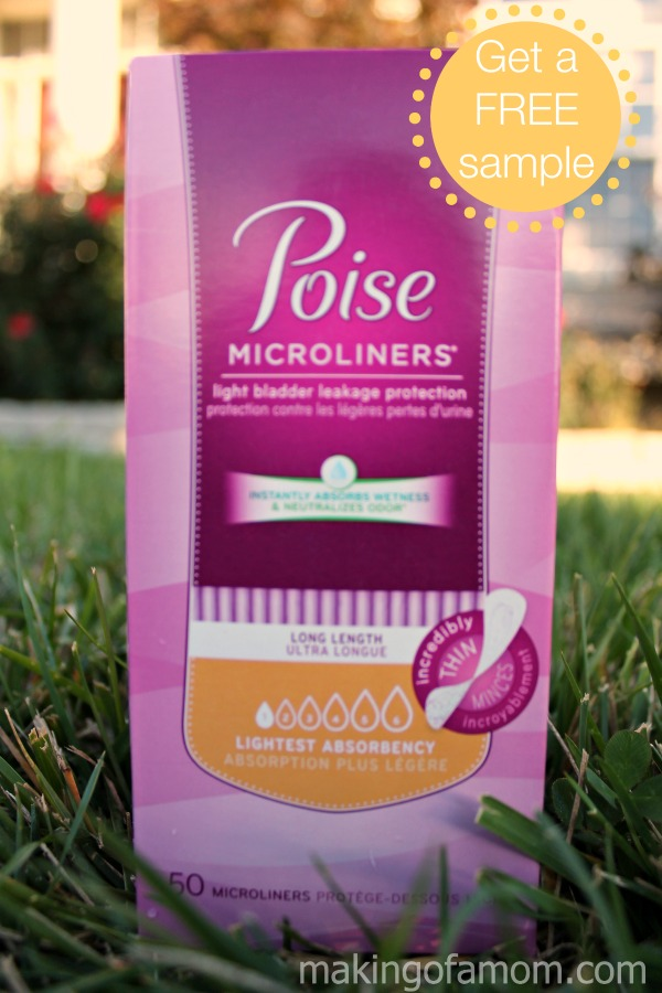 Poise-MicroLiner-Free-Sample