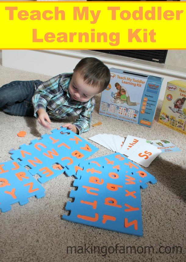 Teach-My-Toddler