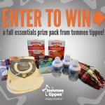 Fall Essentials from Tommee Tippee Giveaway