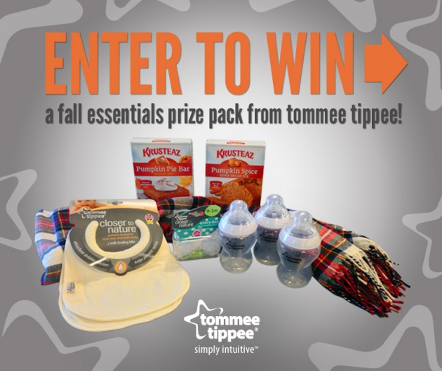 Tommee Tippee Fall Essentials Giveaway Graphic