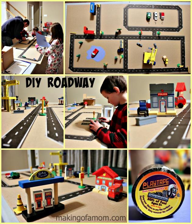 DIY-Roadway-Collage