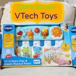 VTech – Helping Children Reach Milestones + Giveaway