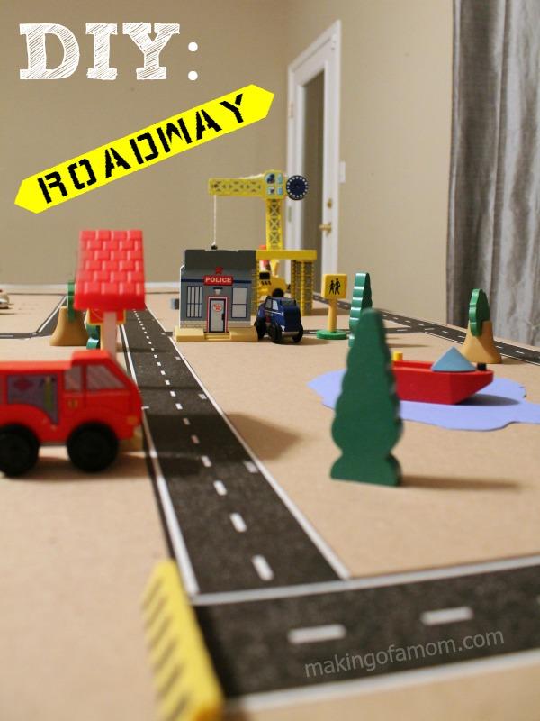 diy-roadway
