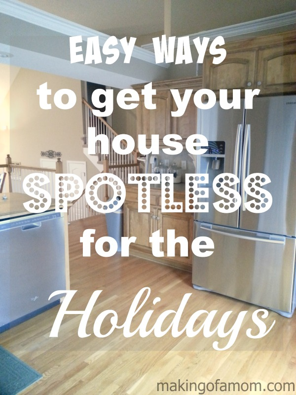 Spotless-House