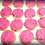 Simple Sugar Cookies with Killer Frosting Recipe – 12 Days of Christmas Desserts
