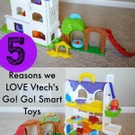 5 Reason I Love the VTech Go! Go! Smart Friends Busy Sounds Discovery Home