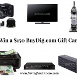 $150 BuyDig.com Gift Card Giveaway