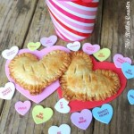 Peanut Butter Chocolate Hand Pies – 12 Days of Valentine Desserts
