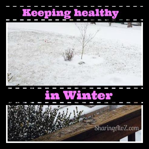Keeping Healthy in winter