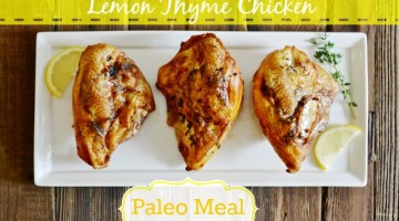 Lemon-Thyme-Chicken