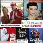 Interviewing Kevin Costner, Ginnifer Goodwin and More In LA #McFarlandUSAEvent