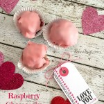 Raspberry Cheesecake Truffles – 12 Days of Valentine Desserts