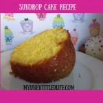 Sun Drop Cake – 12 Days of Valentine Desserts