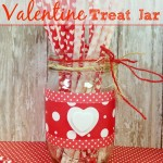 Valentine's Day Treat Jar